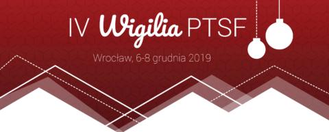 Relacja zIV Wigilii Polskiego Towarzystwa StudentówFarmacji