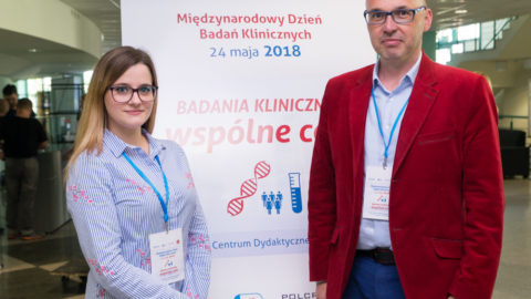 """Konferencja """"Badania Kliniczne – wspólnecele"""""""