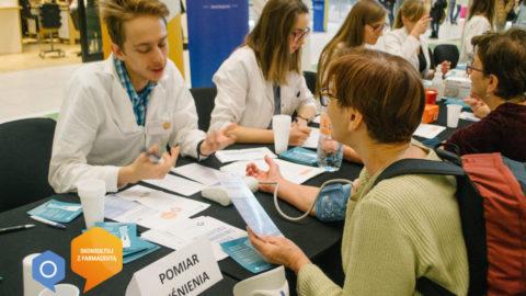 """Profesjonalne szkolenia wolontariuszy """"Skonsultuj zFarmaceutą – Cukrzyca"""" –PierwszyStół.pl"""