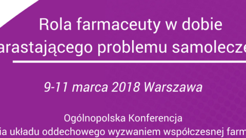 Ogólnopolski Konkurs OpiekiFarmaceutycznej