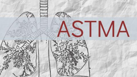 Przewlekłe choroby dróg oddechowych –astma