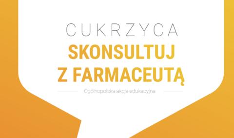 Skonsultuj zFarmaceutą – Cukrzyca2019