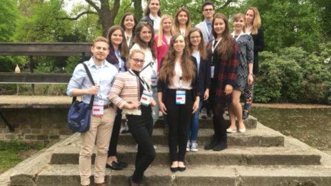 Relacja z41st EPSA Annual Congress wHolandii