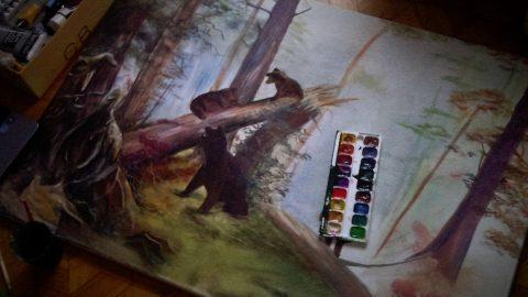Moja Pasja – Rysunek