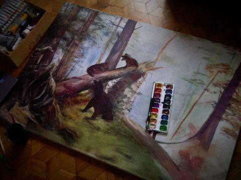 Moja Pasja –Rysunek