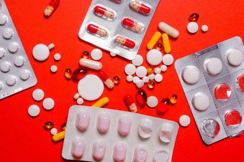 Przechowywanie produktów leczniczych isuplementów diety wdomu